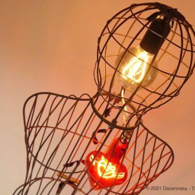 Les lampadaires